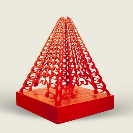 Alireza-Astaneh-The-Verbal-Cages-series-No-10