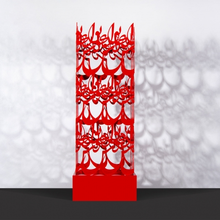 Alireza-Astaneh-The-Verbal-Cages-series-No-21