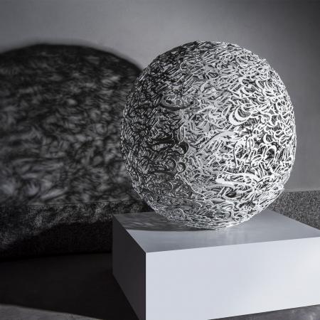 Alireza Astaneh- The Sculpture Garden series -series-No1