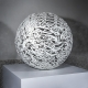 Alireza Astaneh-The-Sculpture-Garden-series-series-No4