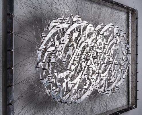 Alireza Astaneh-Function-of-Flowers-series-No32